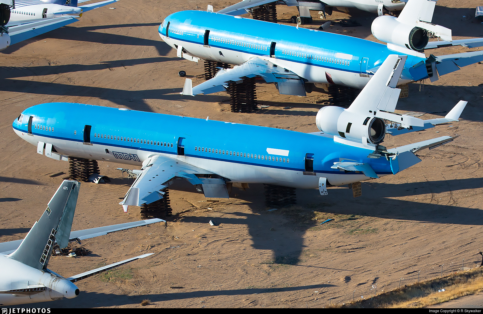 PH-KCD - McDonnell Douglas MD-11 - Untitled