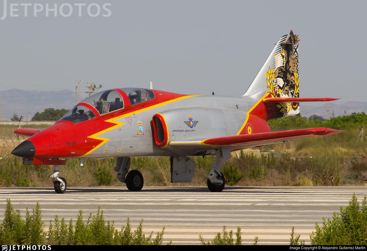 sale retailer fe67d 5295f E.25-87   CASA C-101EB Aviojet   Spain - Air Force ...