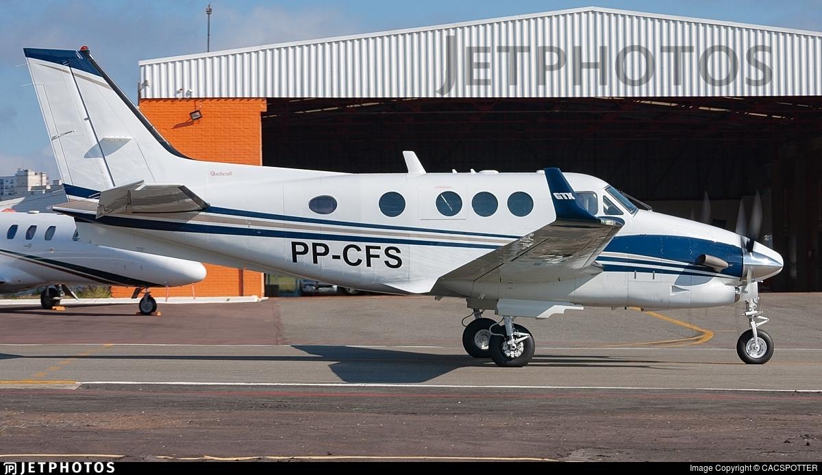 PP-CFS - Beechcraft C90GTx King Air - Private