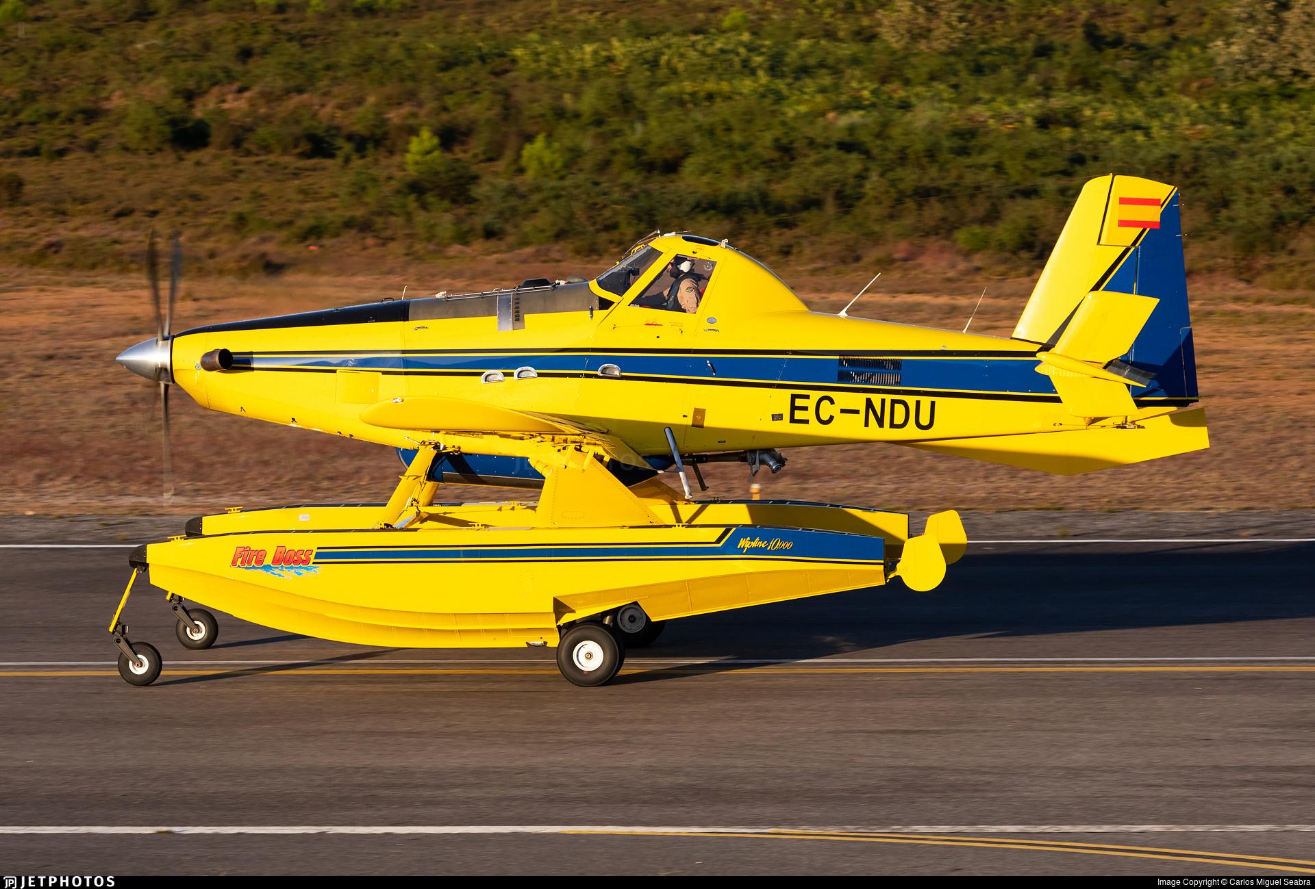 EC-NDU - Air Tractor AT-802A Fire Boss - Avialsa
