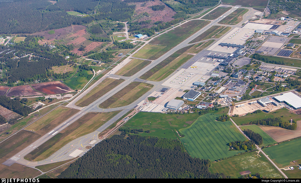 EVRA - Airport - Airport Overview