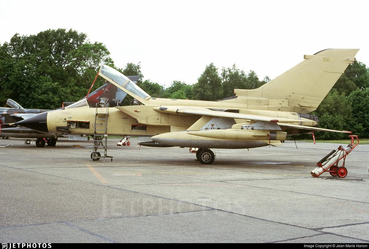 MM7066 - Panavia Tornado IDS - Italy - Air Force