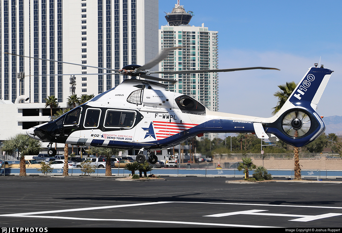 F-WWPL - Airbus Helicopters H160 - Airbus Helicopters