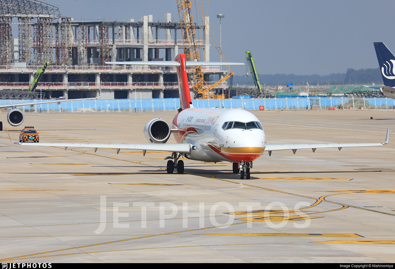 B-3329 - COMAC ARJ21-700 - Chengdu Airlines