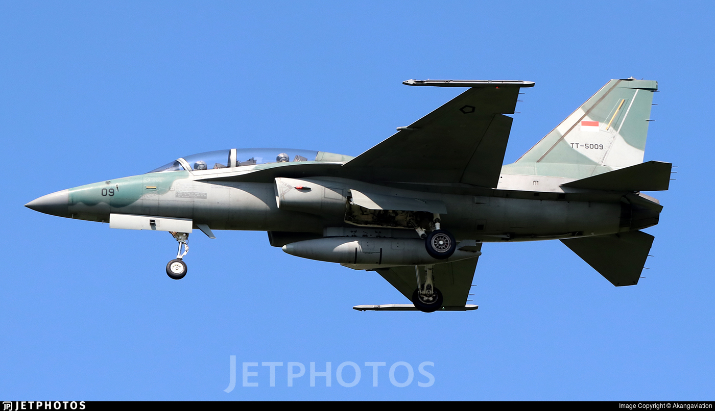 TT-5009 - KAI T-50i Golden Eagle - Indonesia - Air Force