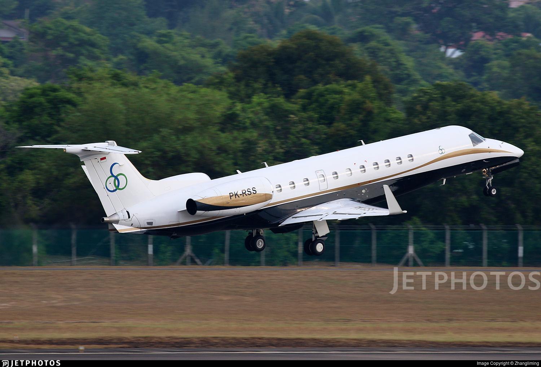 PK-RSS - Embraer ERJ-135BJ Legacy 600 - Private