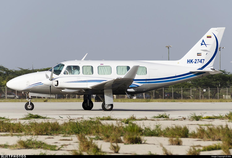 HK-2747 - Piper PA-31-350 Chieftain - Private