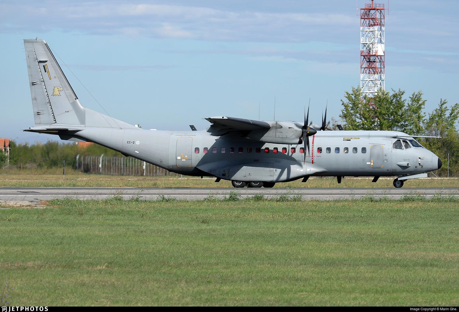 CC-2 - CASA C-295M - Finland - Air Force
