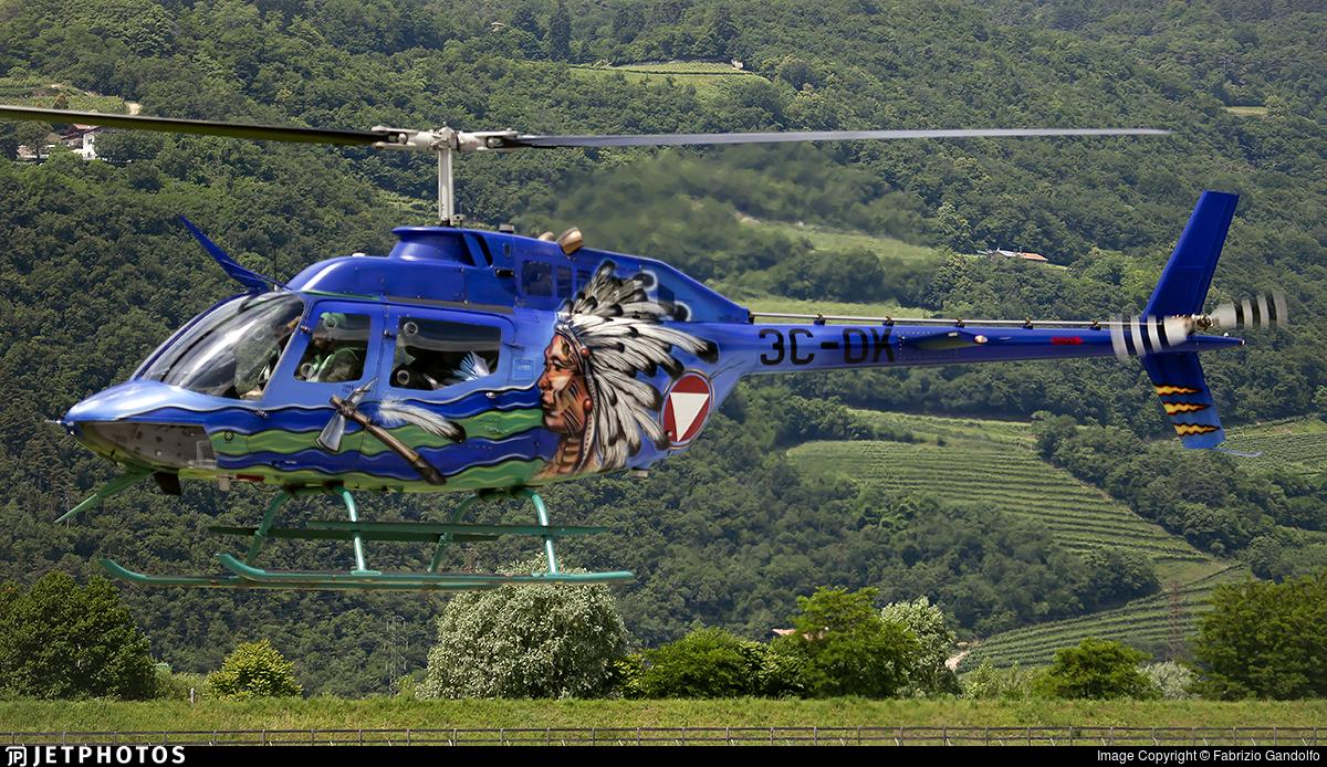 3C-OK - Bell OH-58B Kiowa - Austria - Air Force