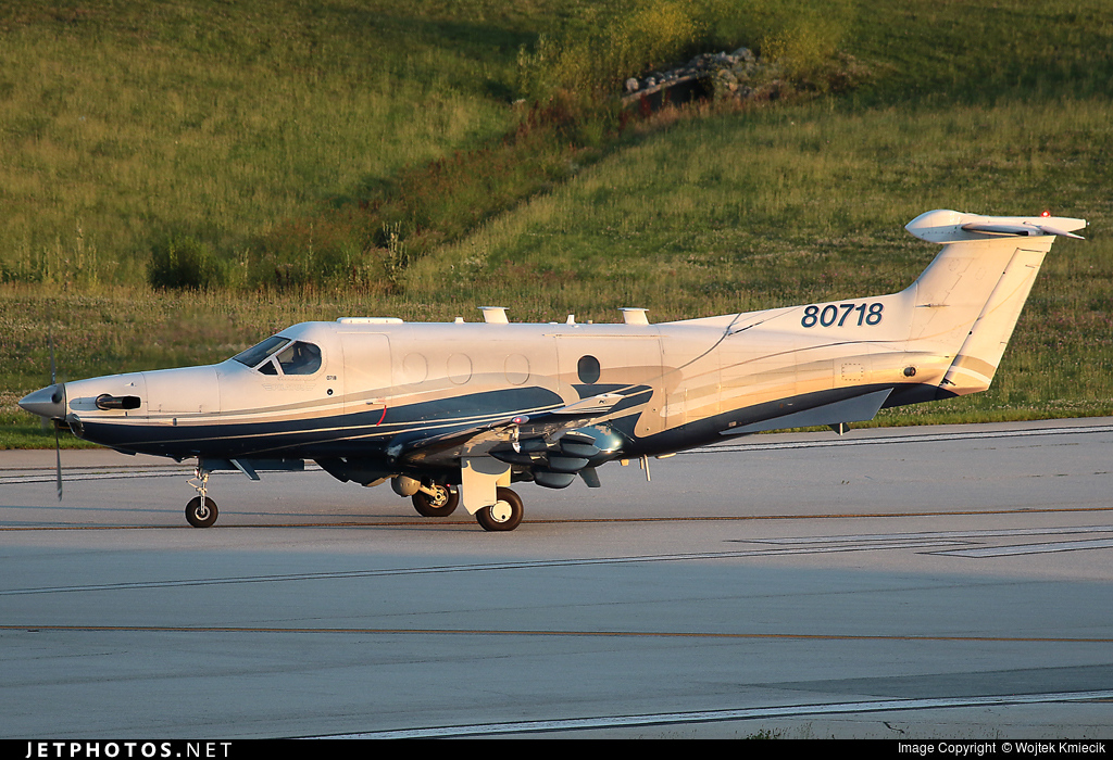 08-0718 - Pilatus U-28A - United States - US Air Force (USAF)