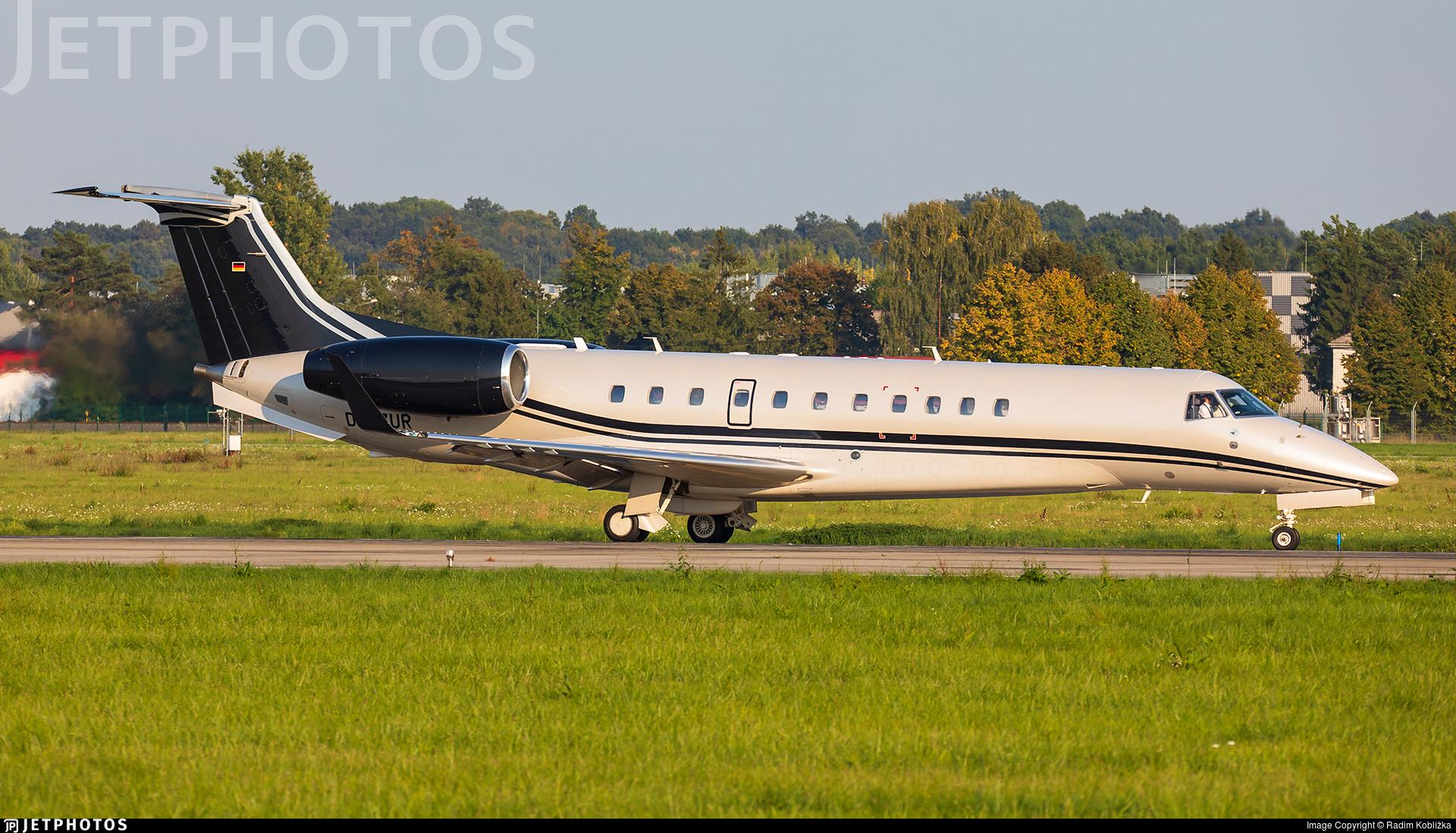 D-AZUR - Embraer ERJ-135BJ Legacy 650 - Air Hamburg