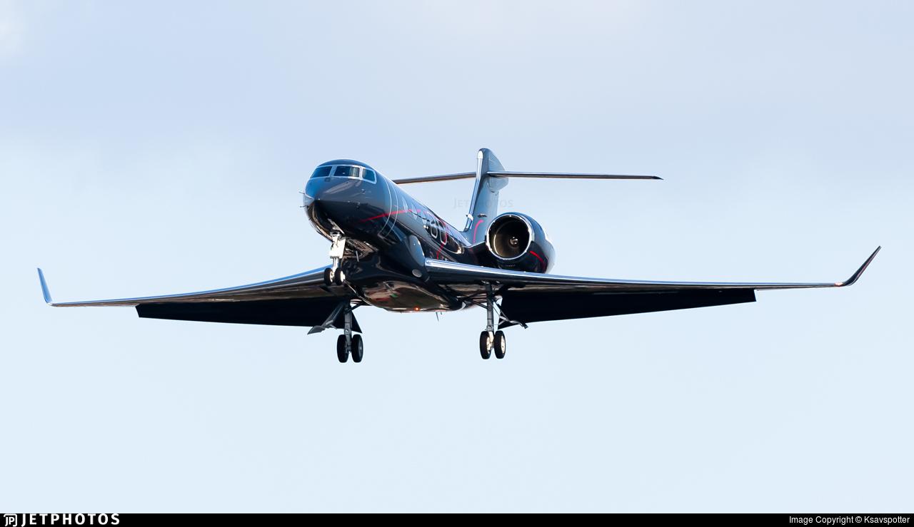 N568GD - Gulfstream G500 - Gulfstream Aerospace
