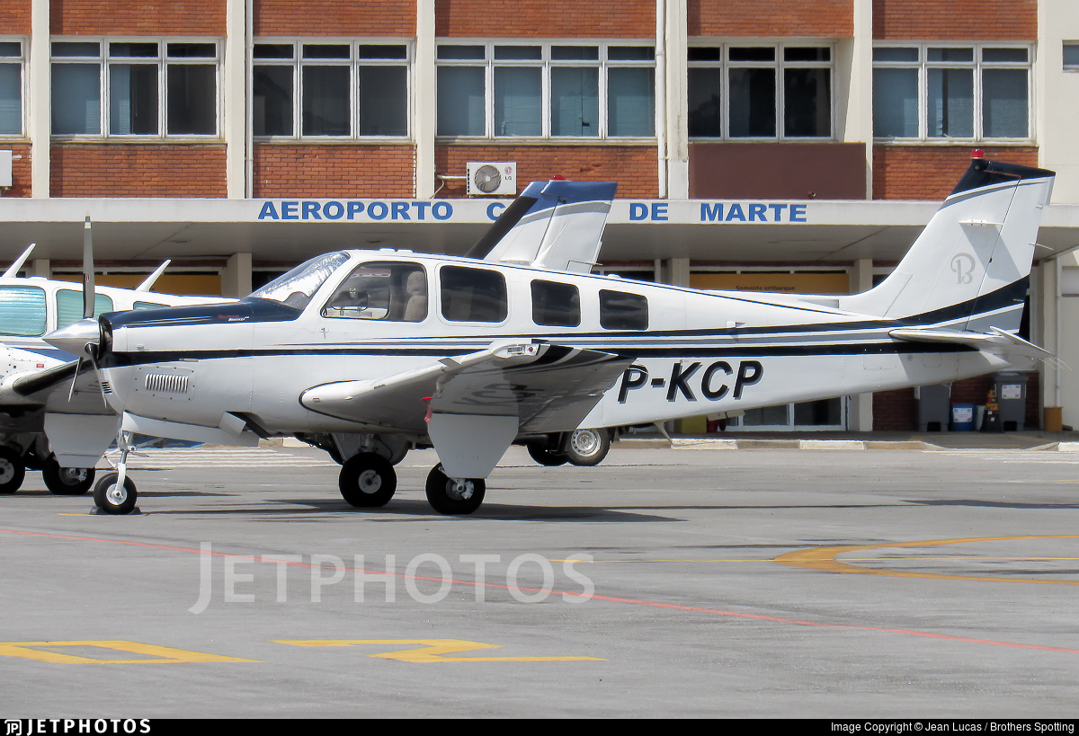 PP-KCP - Beechcraft G36 Bonanza - Private
