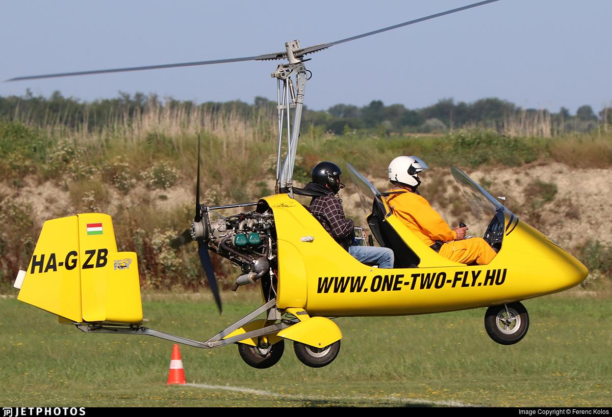 HA-GZB - AutoGyro Europe MTOsport 2 - One-Two-Fly