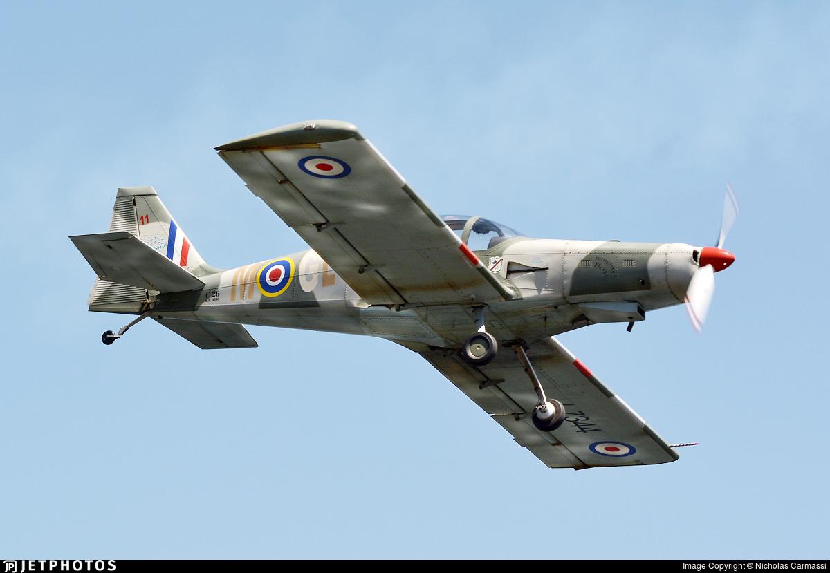 I-7344 - MB Avio C-26 - Private