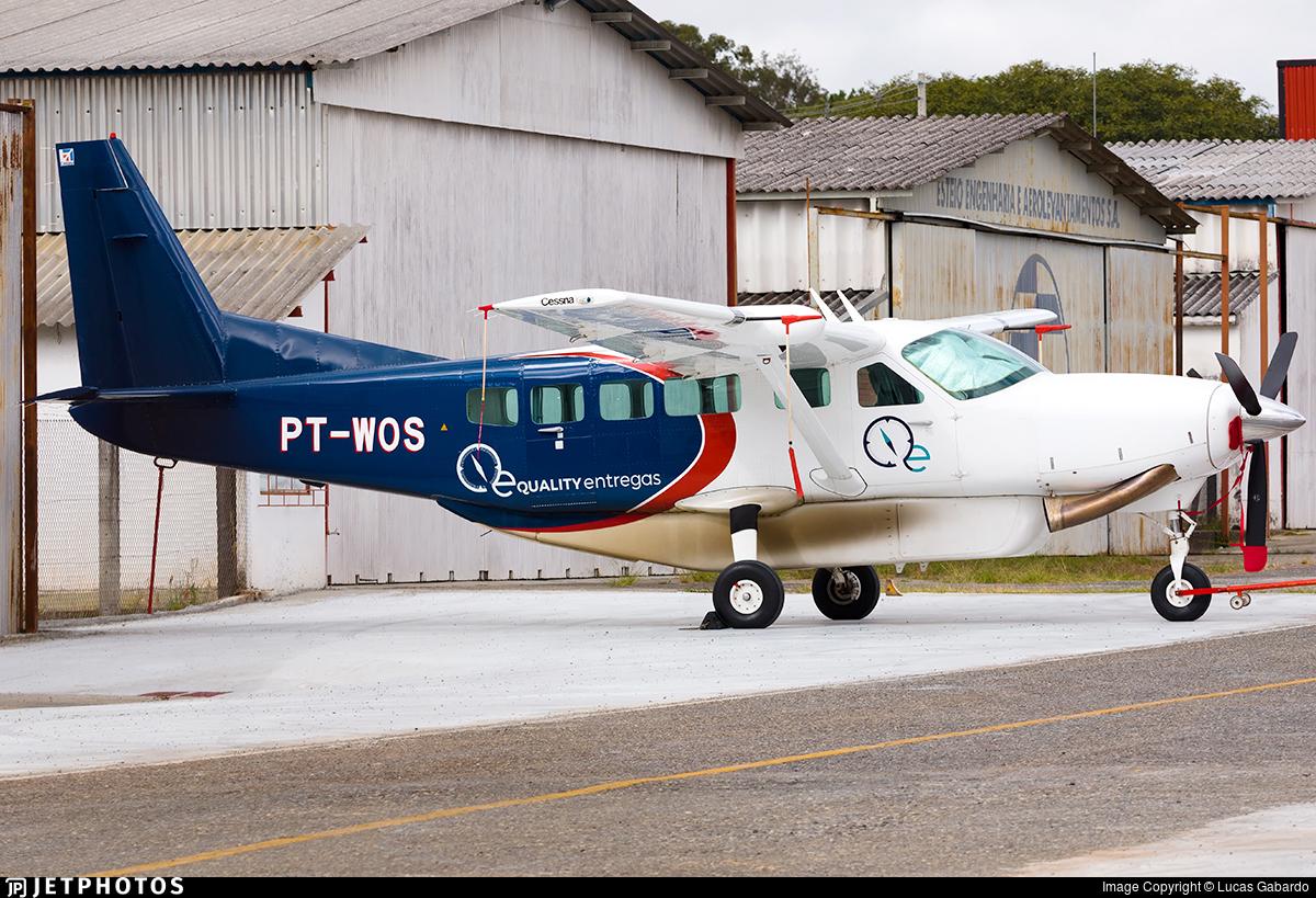 PT-WOS - Cessna 208 Caravan - Private