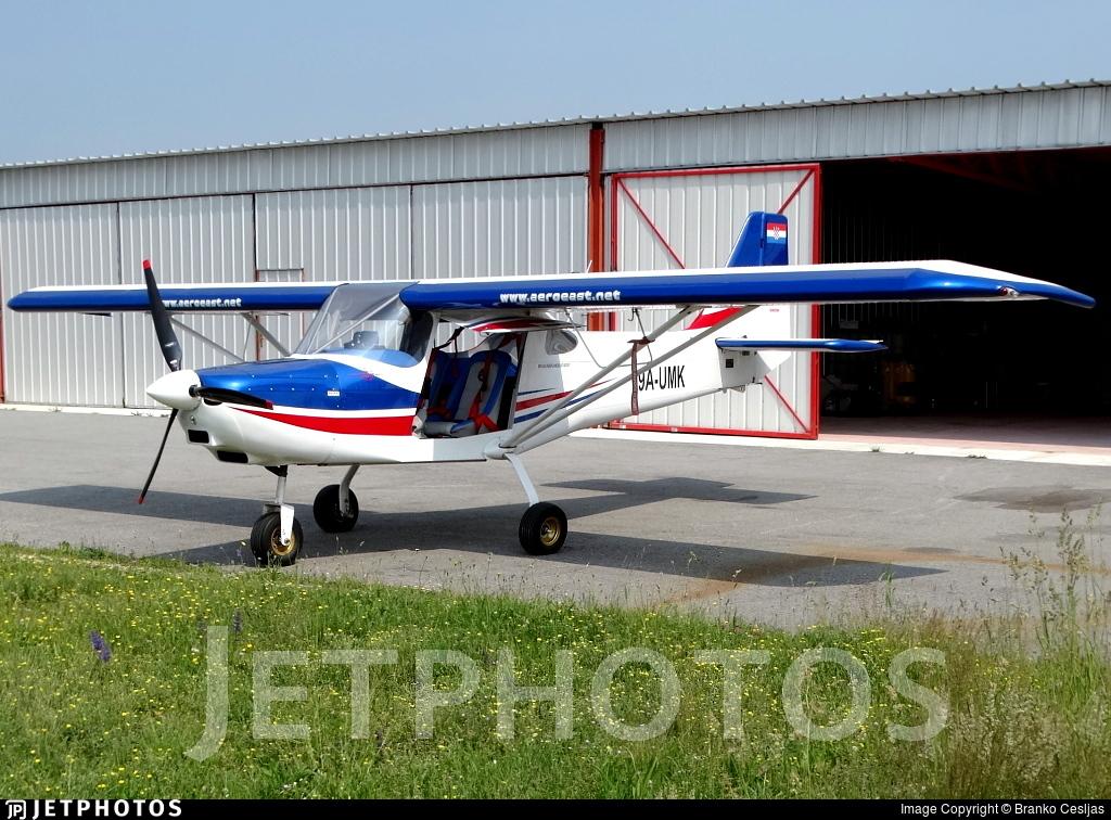 9A-UMK   Aero East Europe MXP-155 Tayrona   Private   Branko