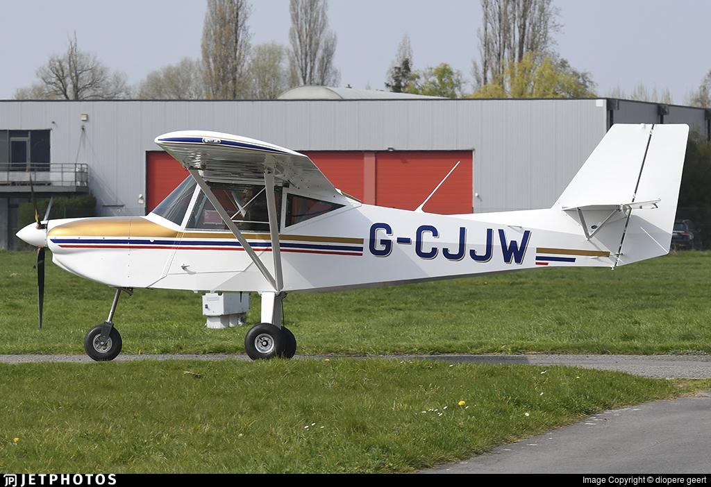 G-CJJW - Lambert Mission M108 - Private