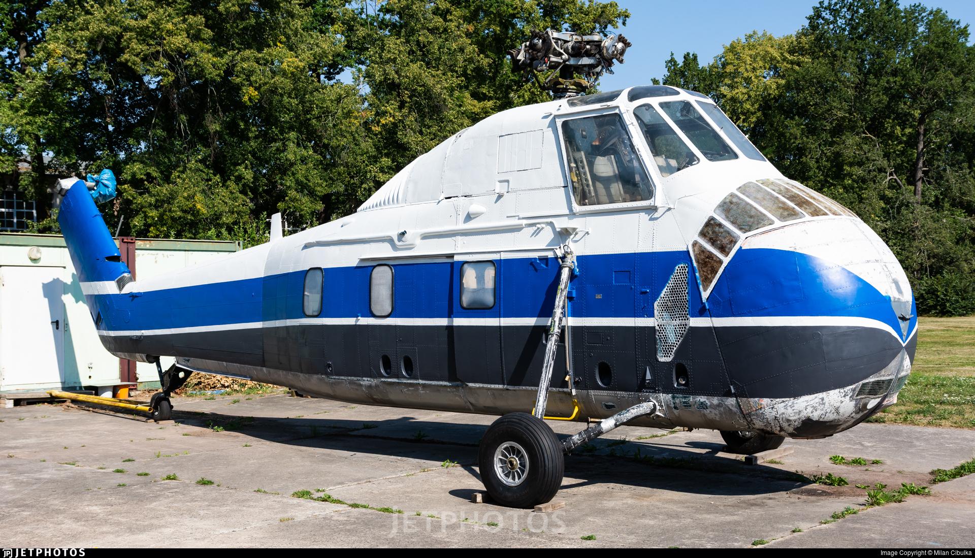D-HAUD - Sikorsky S-58C - Private