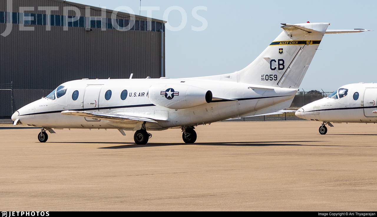 95-0059 - Beechcraft T-1A Jayhawk - United States - US Air Force (USAF)