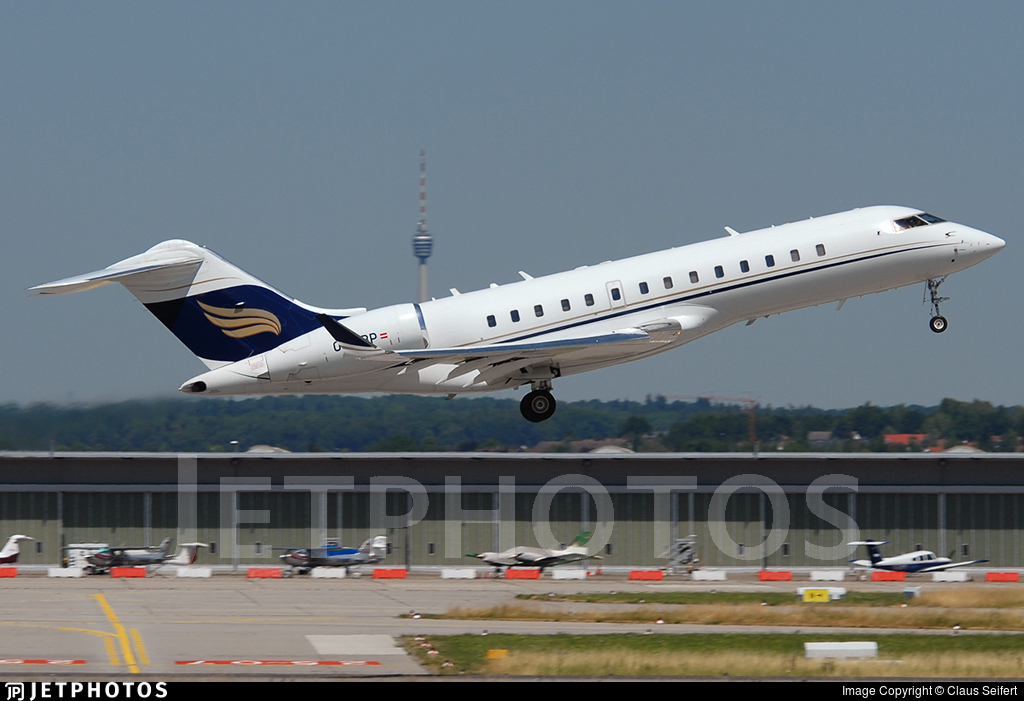 OE-IRP - Bombardier BD-700-1A10 Global Express - LaudaMotion Executive