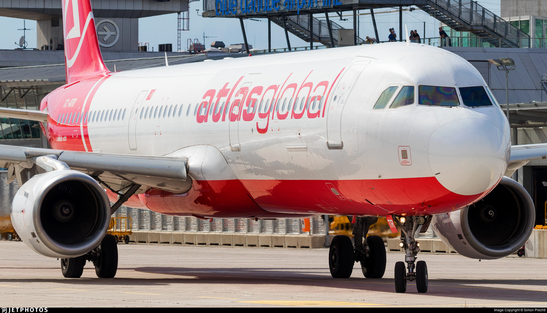 TC-ATR - Airbus A321-211 - AtlasGlobal
