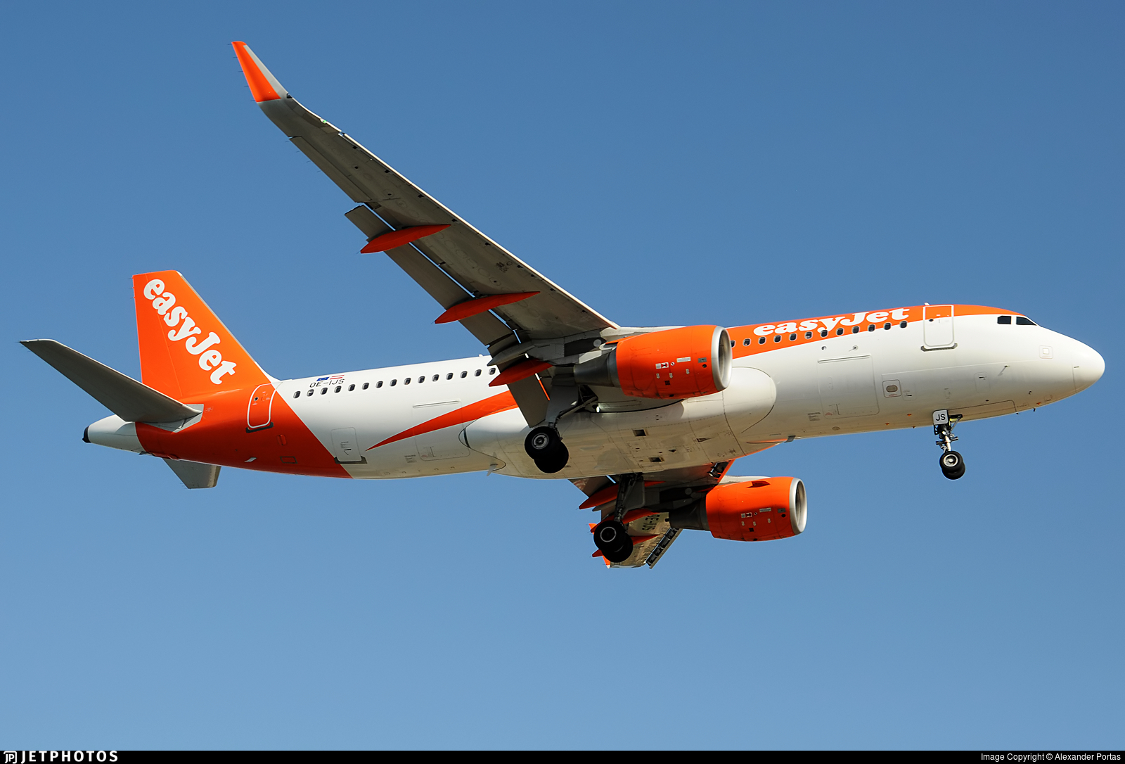 OE-IJS - Airbus A320-214 - easyJet Europe
