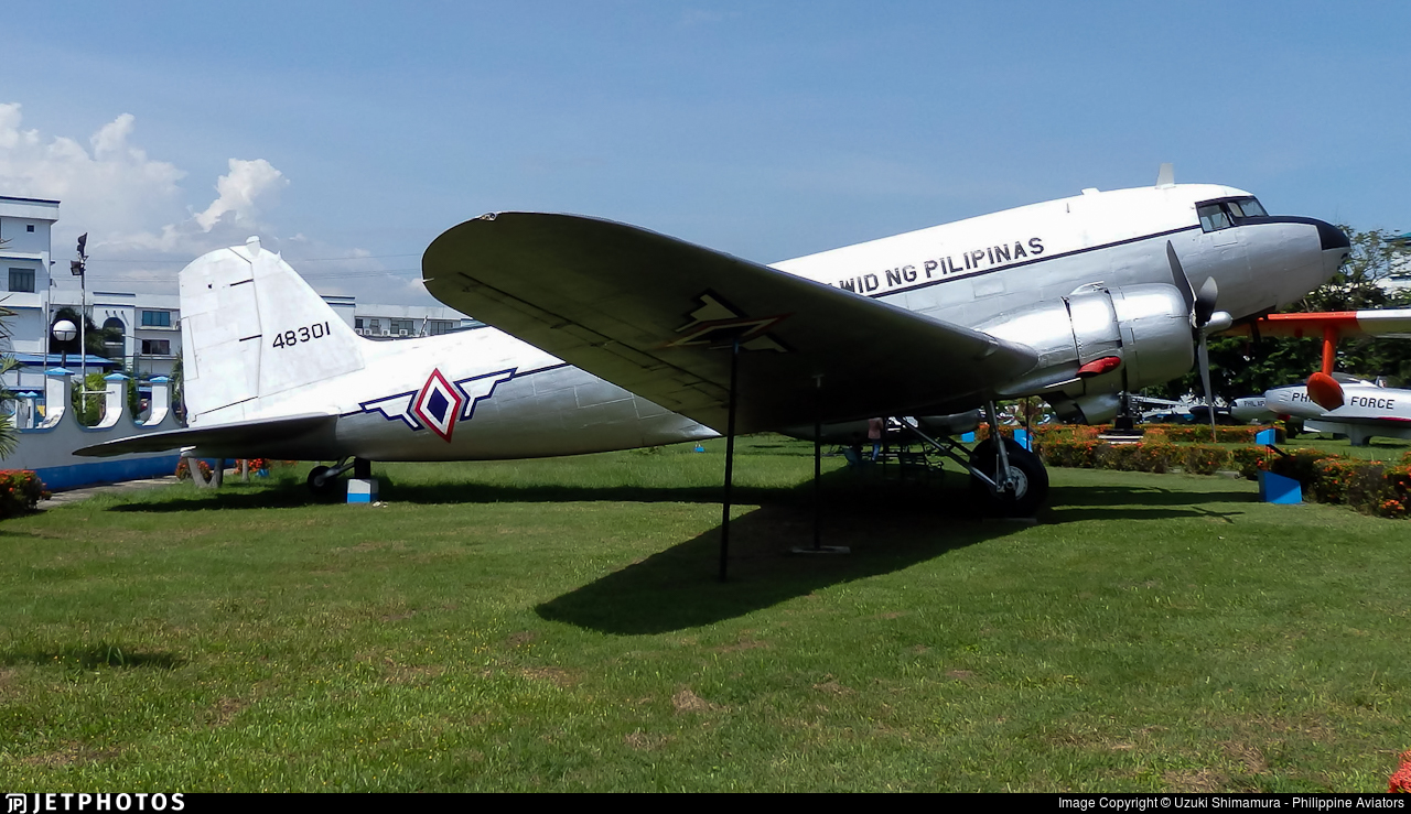 48301 - Douglas C-47B Skytrain - Philippines - Air Force