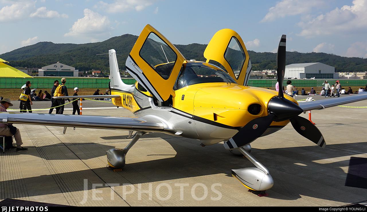 HL1263 - Cirrus SR22 - Cirrus Aviation