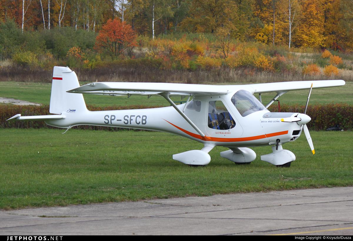 SP-SFCB - 3Xtrim 450 Ultra - Private