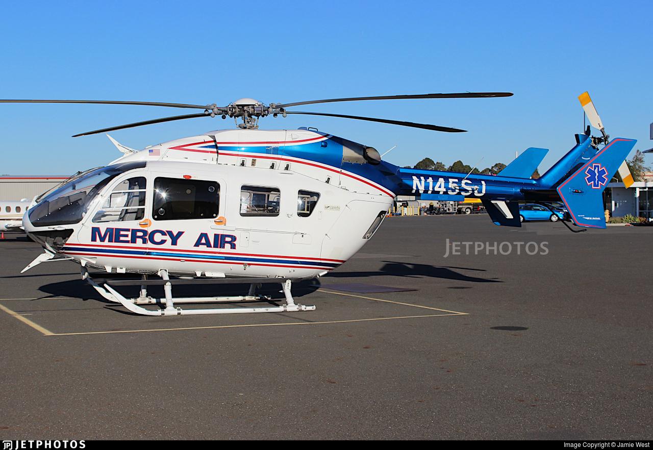 N145SJ - Eurocopter EC 145 - Air Methods