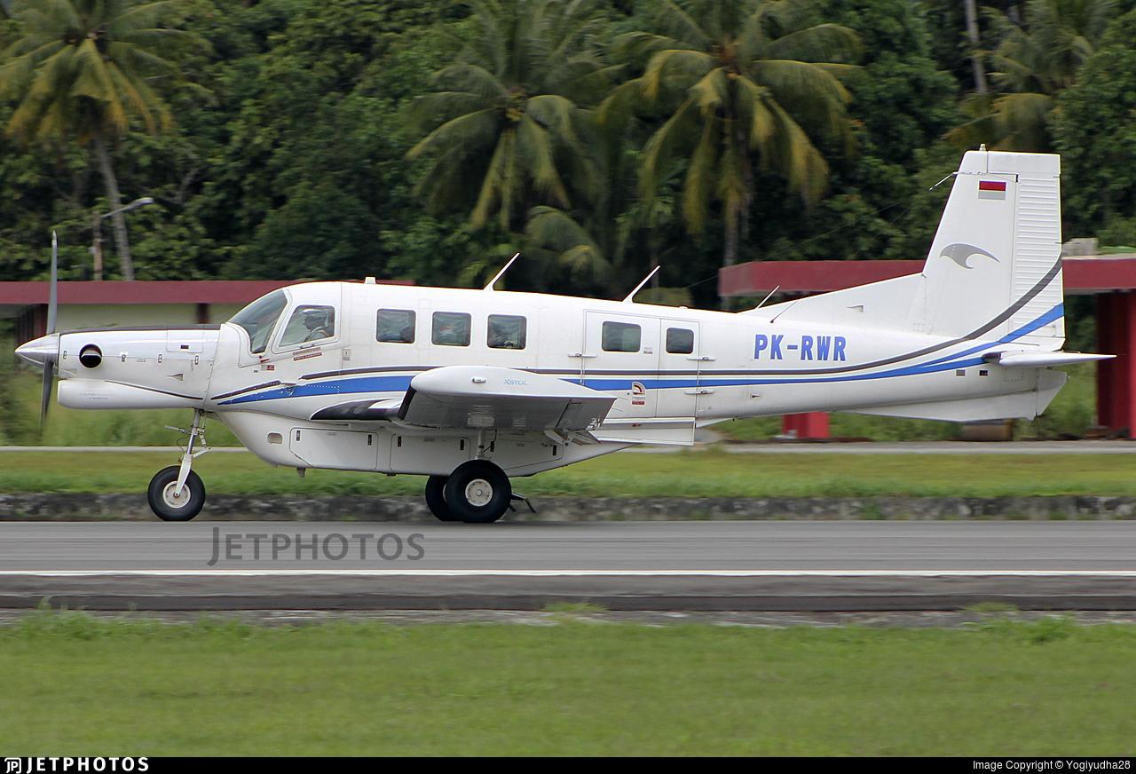PK-RWR - Pacific Aerospace 750XL - ERSA Eastern Aviation