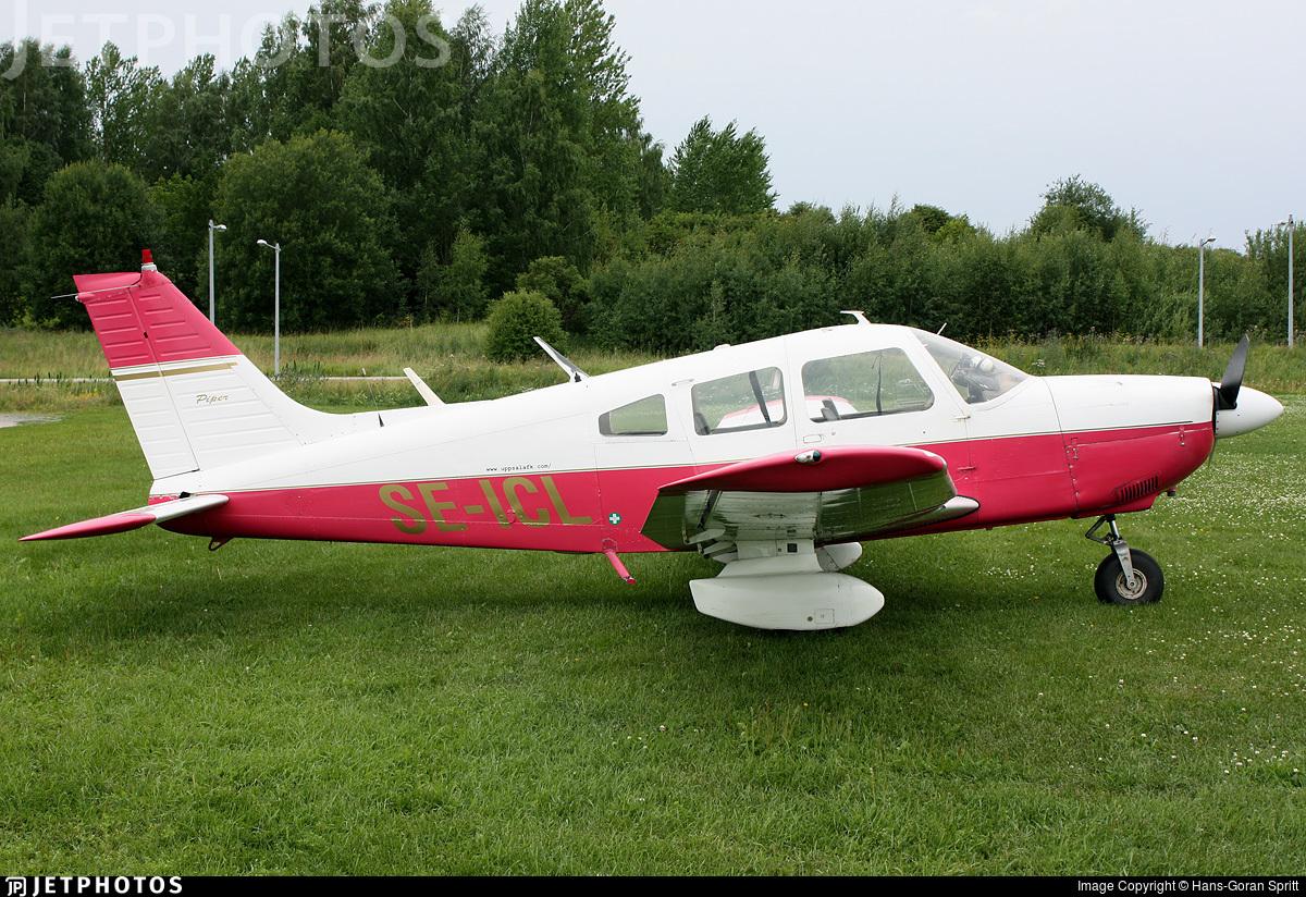 SE-ICL - Piper PA-28-181 Archer II - Private