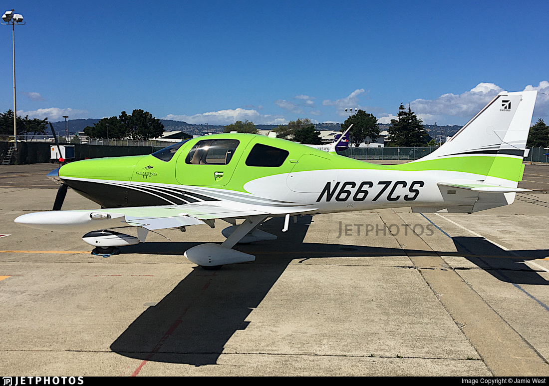 N667CS - Cessna T240 Corvalis TTX - Private