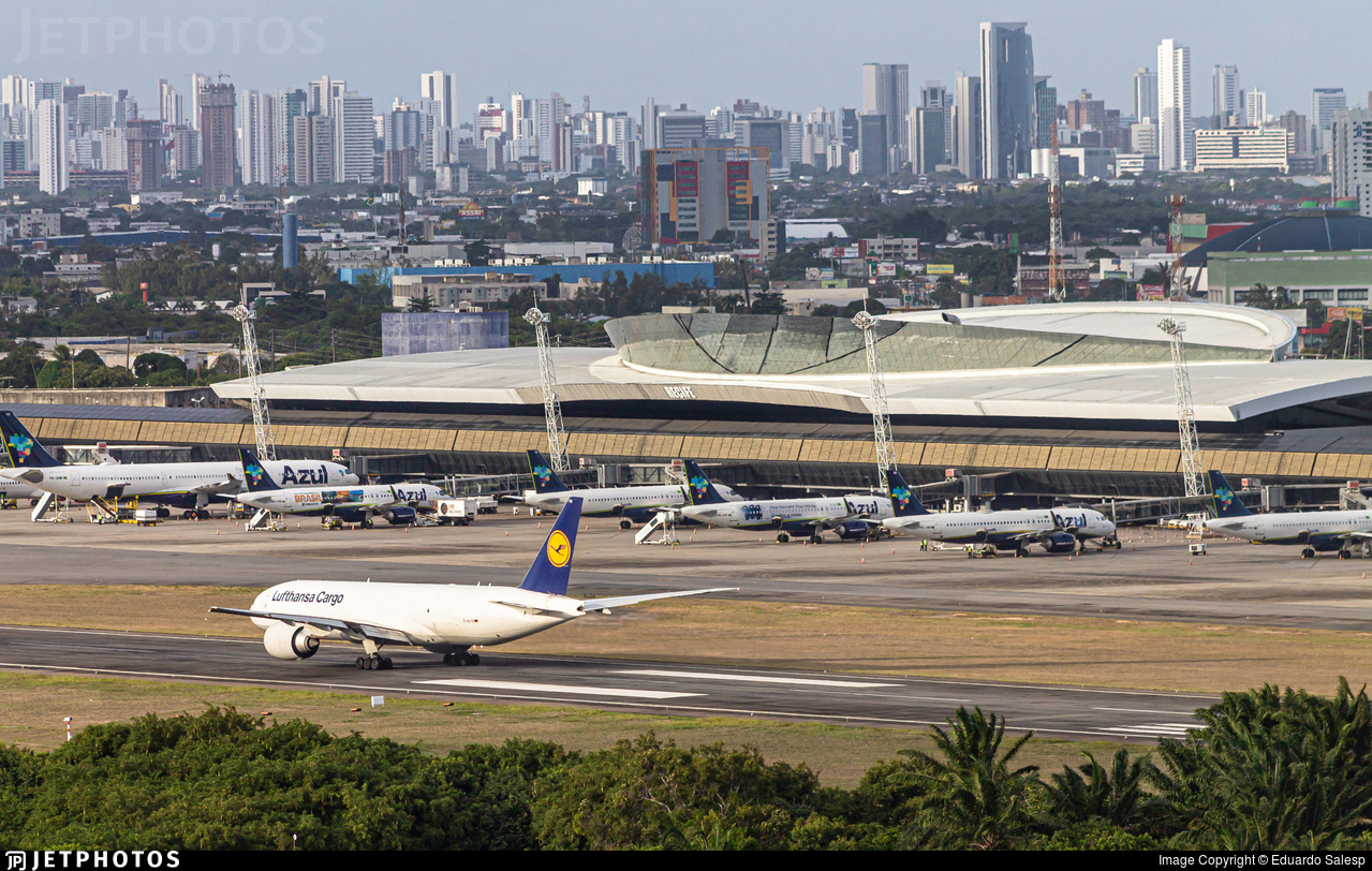 SBRF - Airport - Airport Overview