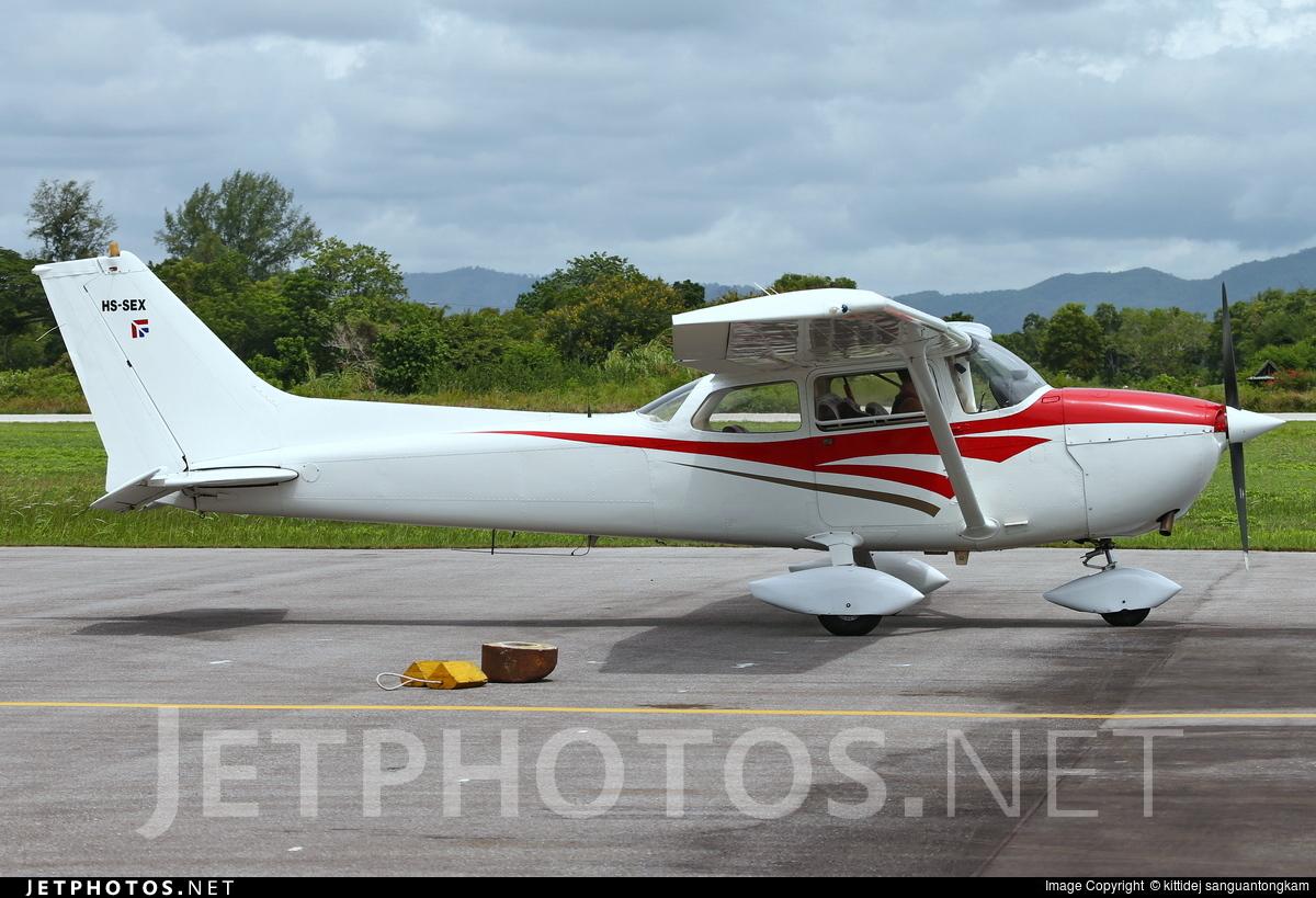 HS-SEX - Cessna 172P Skyhawk - Private