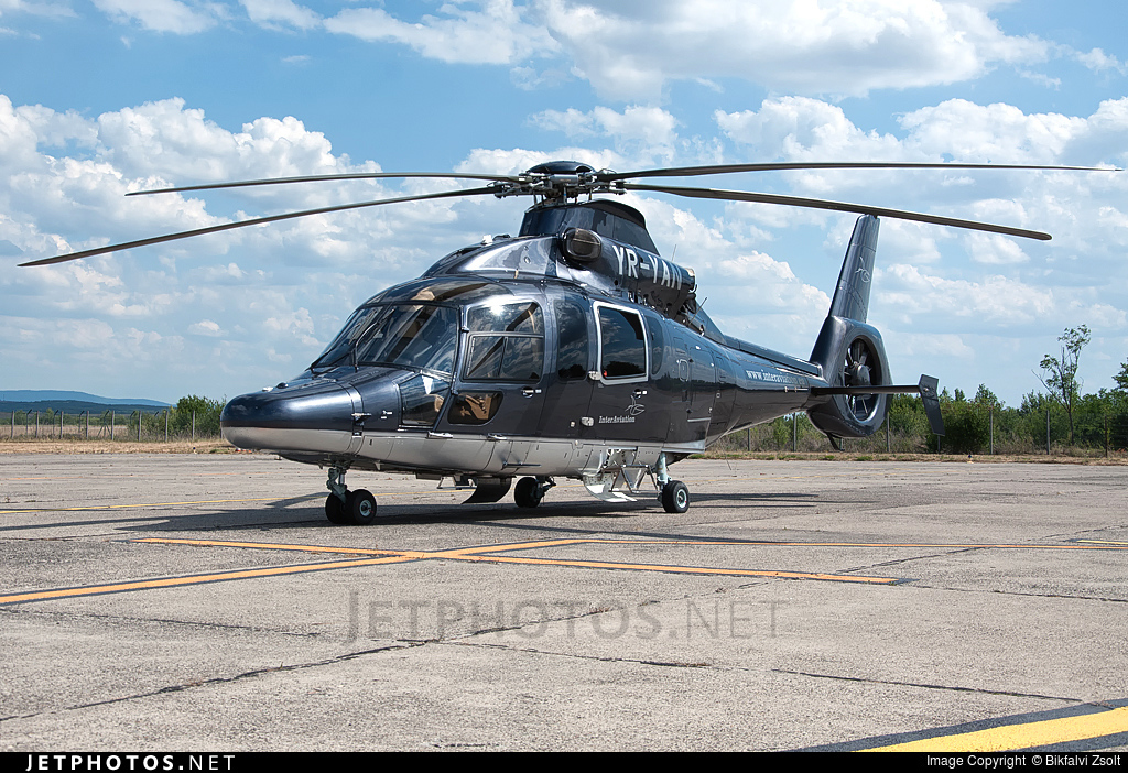 YR-YAN - Eurocopter EC 155B - Private