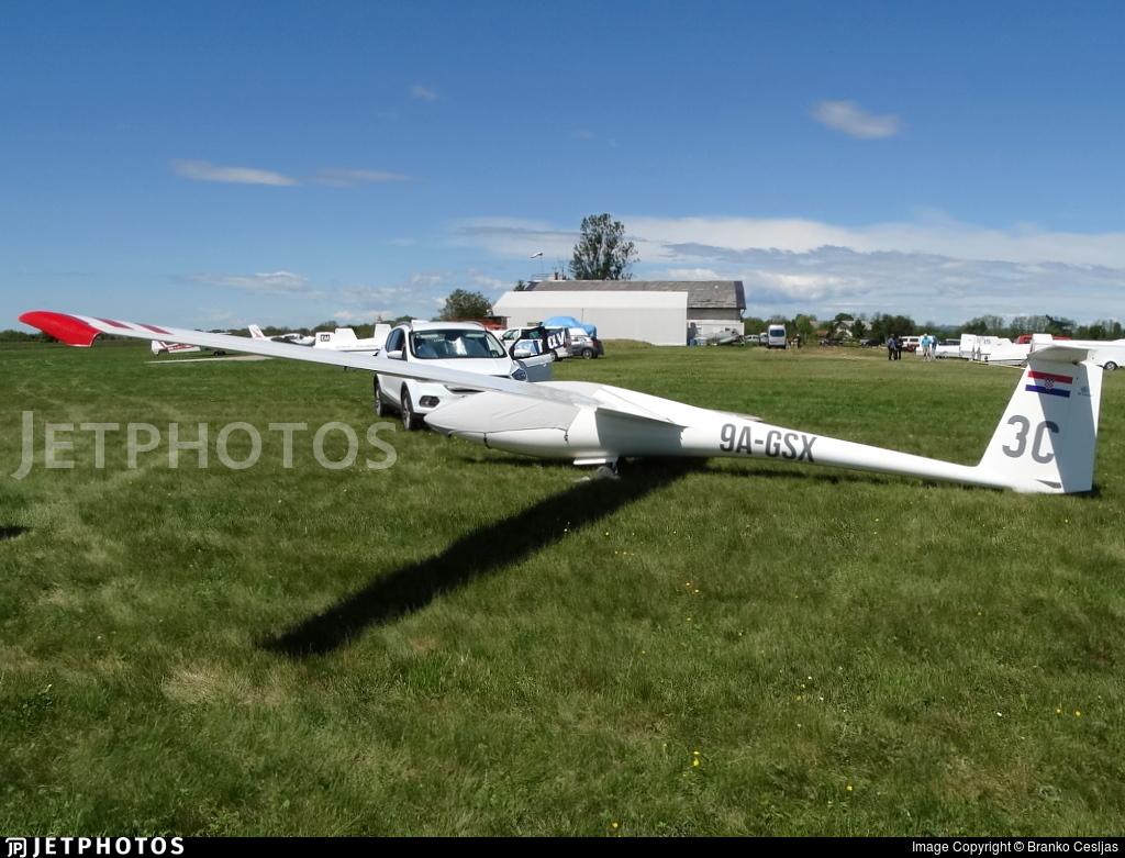 9A-GSX - Centrair 101A Pegase - Private