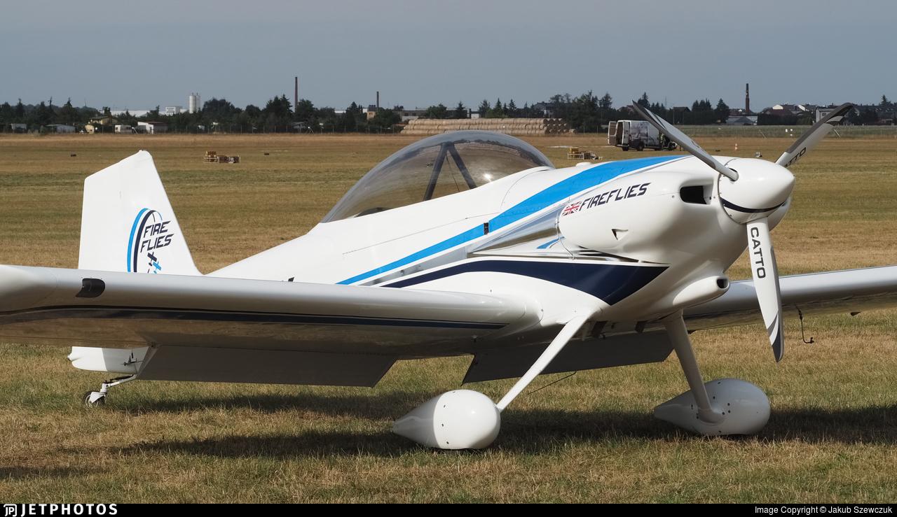 G-SPRX - Vans RV-4 - Fireflies Aerobatic Display Team