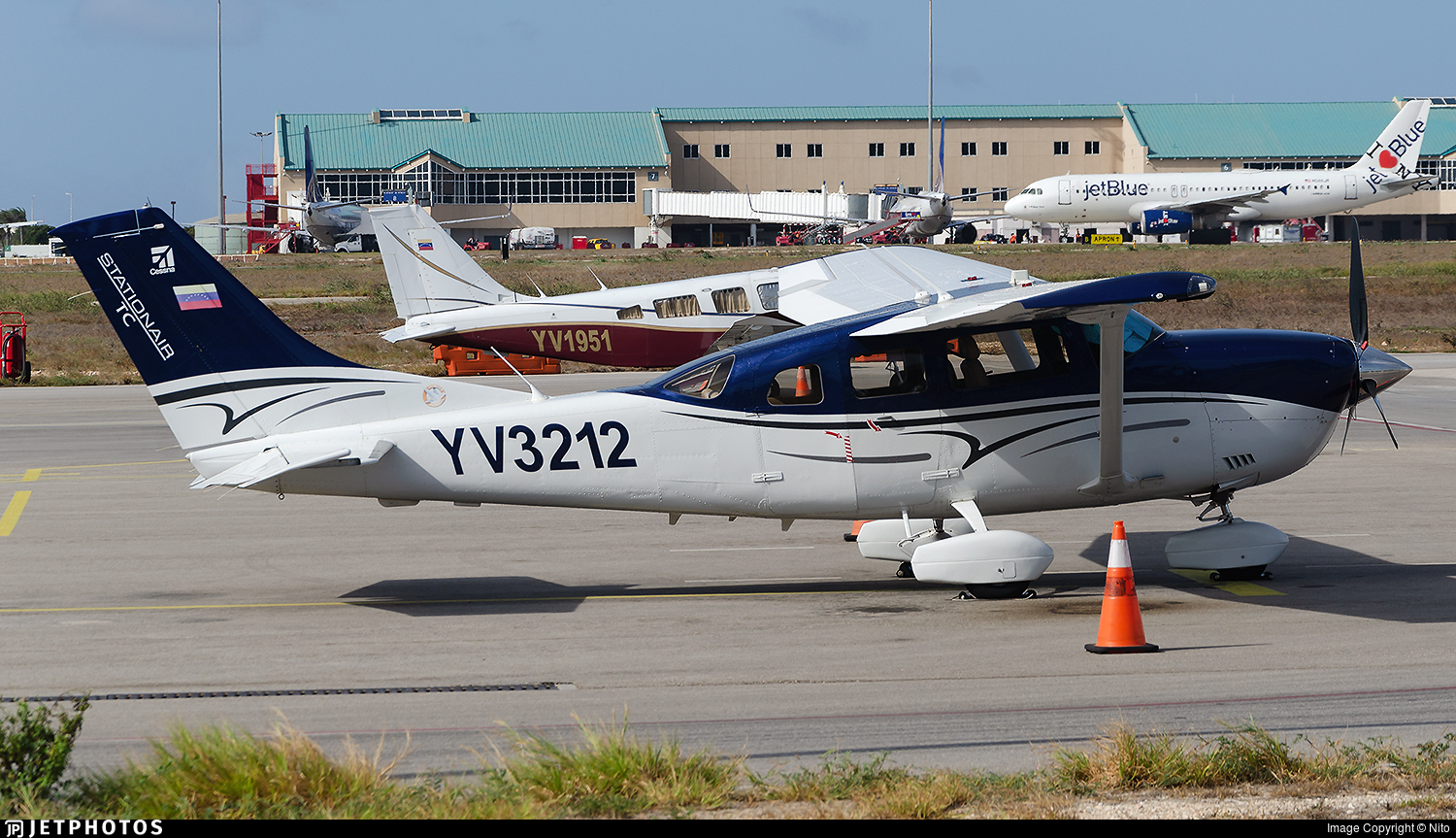 YV3212 - Cessna T206H Turbo Stationair - Private