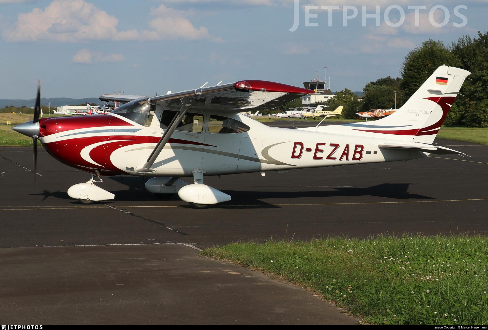 D-EZAB - Cessna T182T Skylane TC - Private