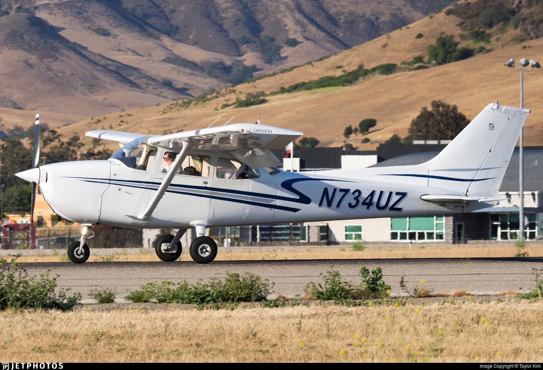 N734UZ - Cessna 172N Skyhawk - Private