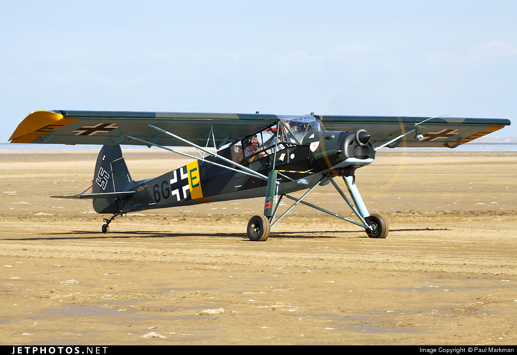 G-BZOB - Slepcev Storch - Private