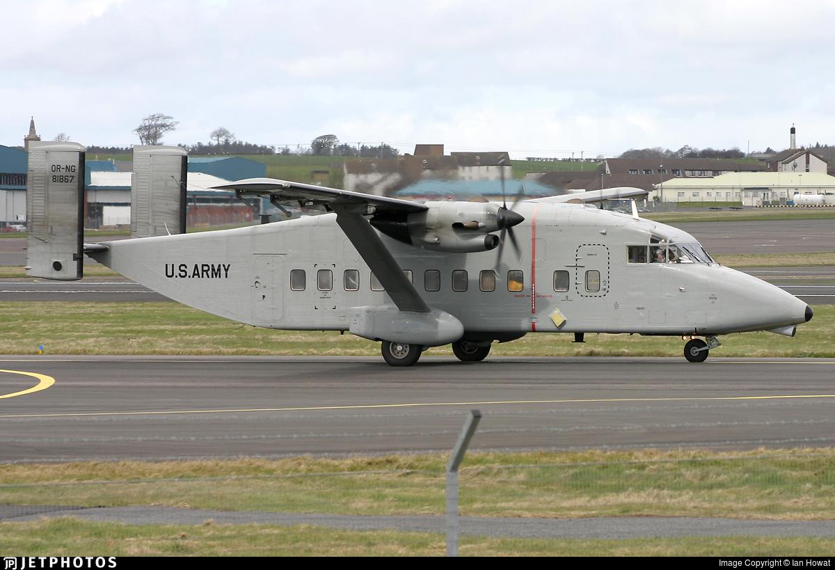 88-1867 - Short C-23B Sherpa - United States - US Army