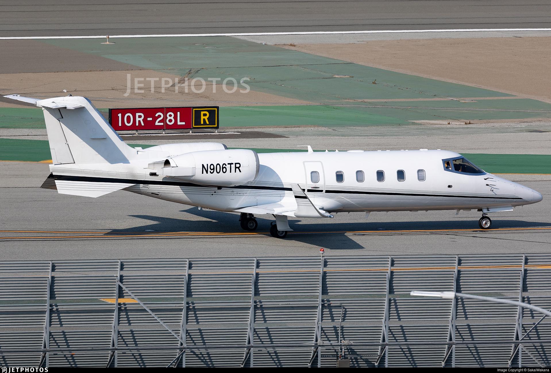 N906TR - Bombardier Learjet 60 - Private