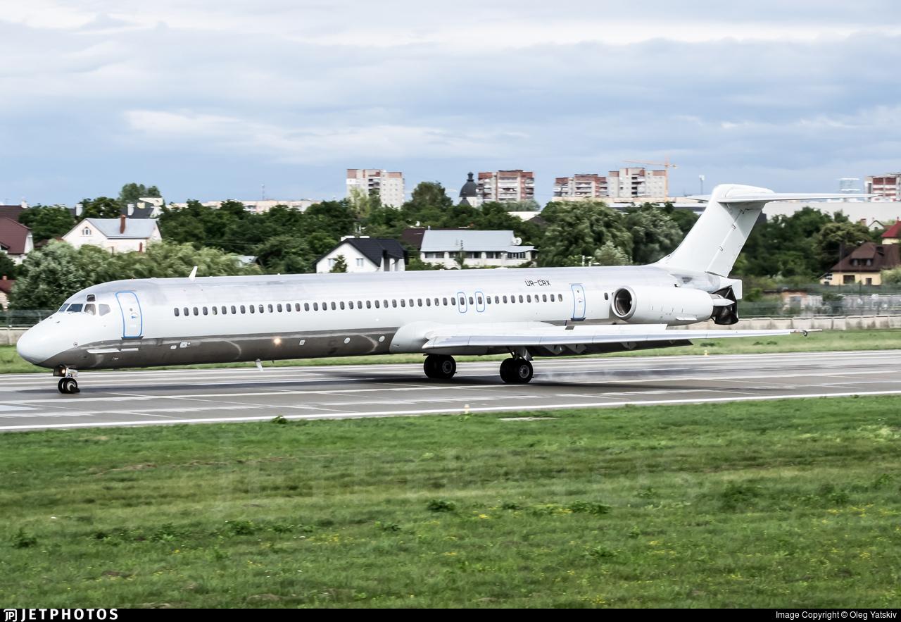 UR-CRX - McDonnell Douglas MD-82 - Anda Air
