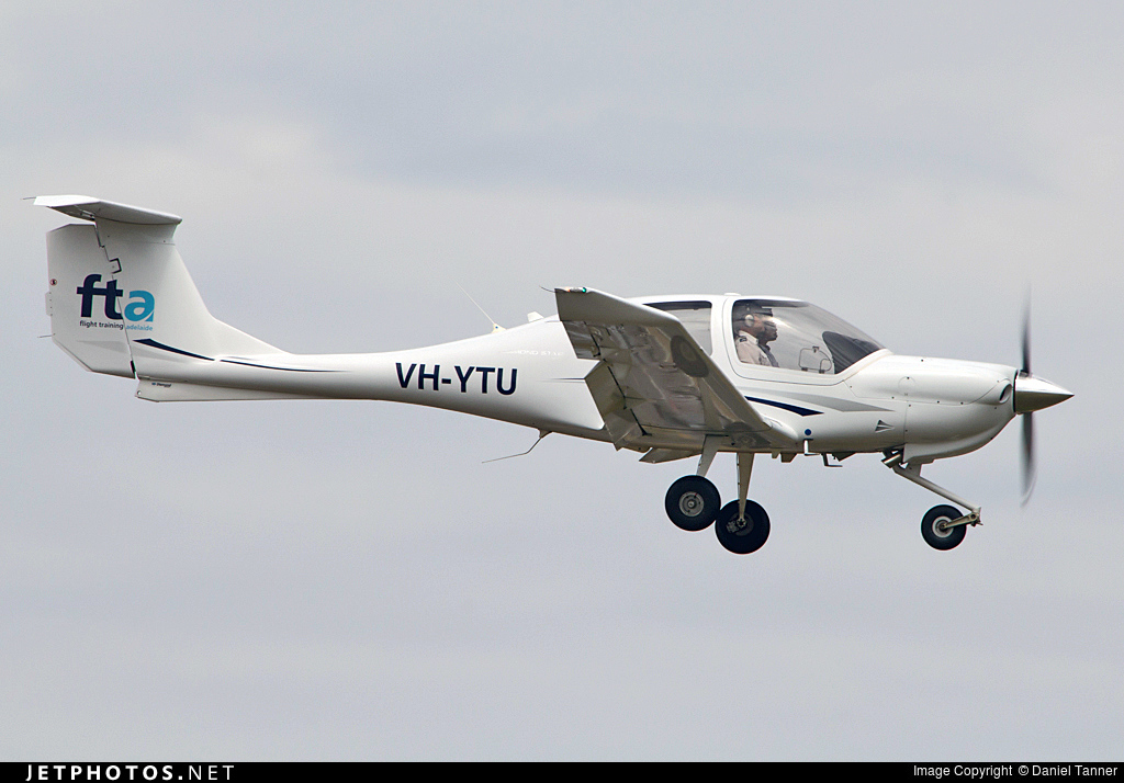 VH-YTU - Diamond DA-40 Diamond Star - Flight Training Adelaide