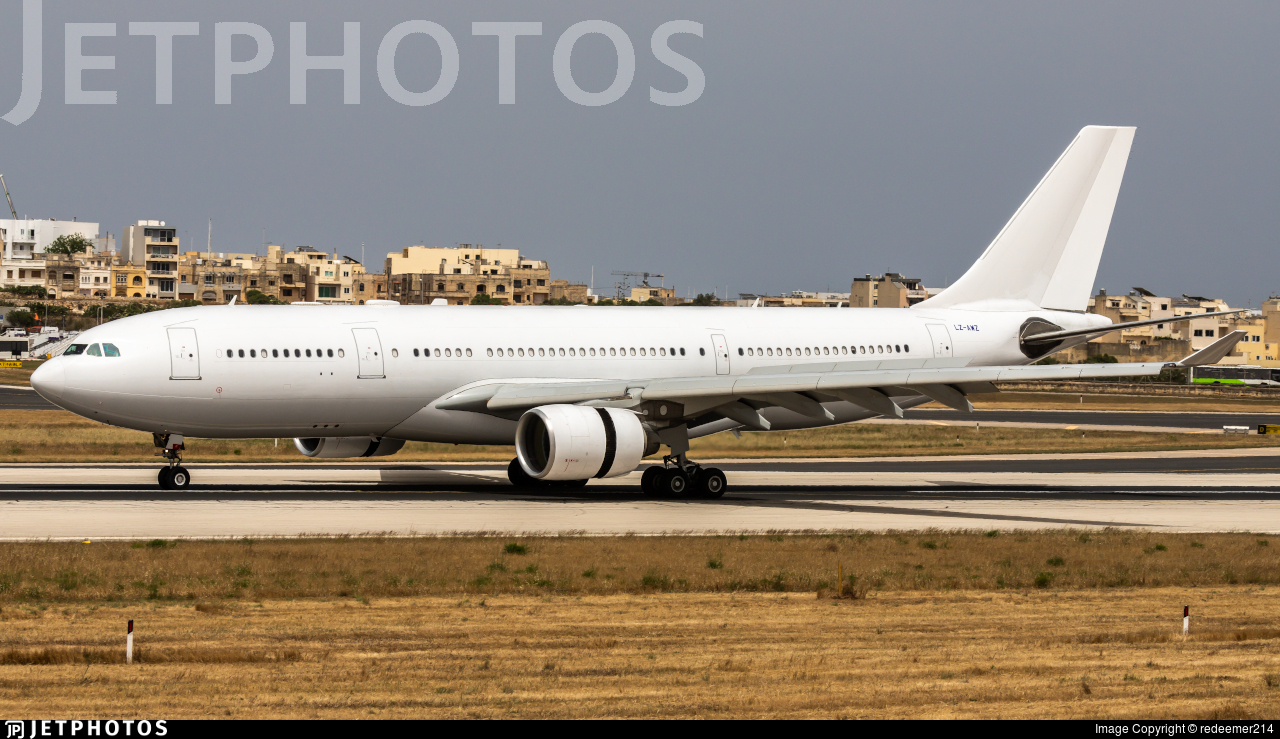 LZ-AWZ - Airbus A330-223 - Untitled