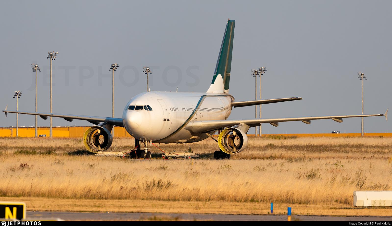 AP-BEQ - Airbus A310-308 - Untitled