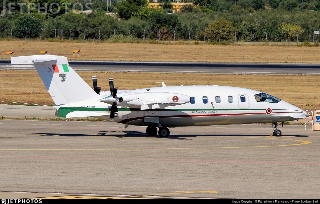 MM62286 - Piaggio P-180AM Avanti - Italy - Air Force